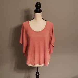 Forever 21 Batwing Top Size Medium